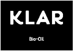 Klar Bio-Oil